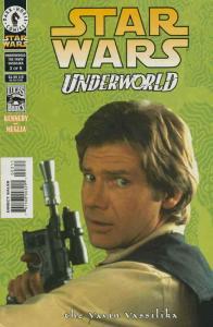 Star Wars: Underworld—The Yavin Vassilika #3B VF/NM; Dark Horse   save on shippi