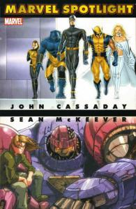 Marvel Spotlight: John Cassaday/Sean McKeever #1 VF/NM; Marvel | save on shippin