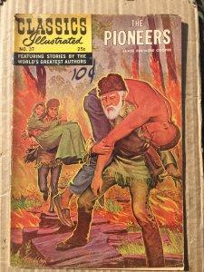 Classics Illustrated #37