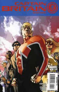 Captain Britain and MI:13 #11 VF/NM; Marvel | save on shipping - details inside