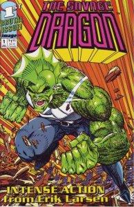 Savage Dragon (1992 series) #1, NM + (Stock photo)