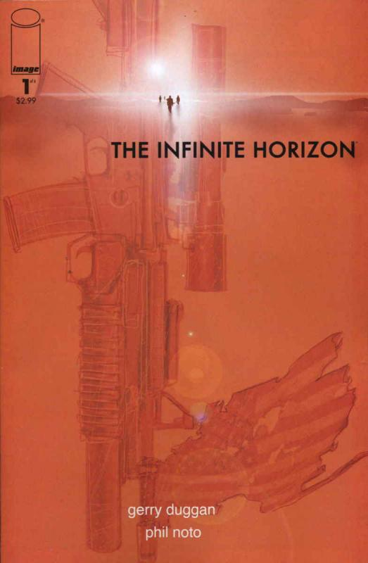 Infinite Horizon, The #1 VF/NM; Image | save on shipping - details inside
