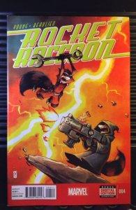 Rocket Raccoon #4 (2014)