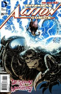 Action Comics (2nd Series) #26 VF/NM; DC | save on shipping - details inside
