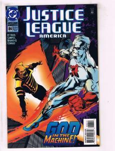 4 Justice League Of America DC Comic Books # 86 90 100 + 1,000,000 Million J106