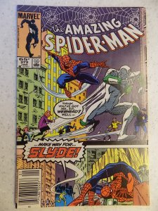 AMAZING SPIDER-MAN # 272 MARVEL ACTION ADVENTURE