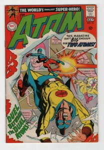 The Atom #36 1968 Fine to Fine+ 1st Appearance of the Golden Age Atom in SA