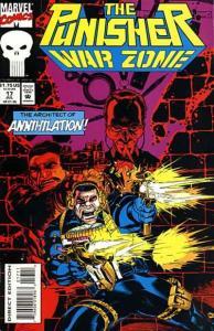 Punisher: War Zone (1992 series) #17, NM (Stock photo)