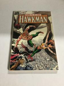 Hawkman Gardner Fox Joe Kubert Nm Near Mint DC Comics SC TPB