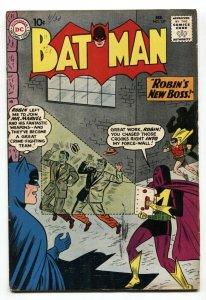 BATMAN #137 comic book 1961-ROBIN-MR MARVEL-DC COMICS VG