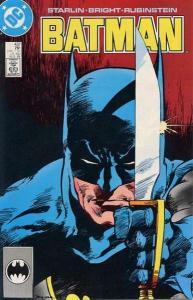 Batman (1940 series) #422, VF+ (Stock photo)