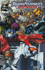 TRANSFORMERS 25-Different, Autobots vs Decepticons!,