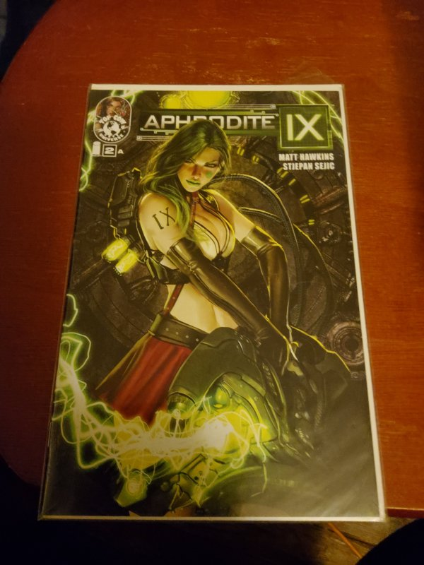Aphrodite IX:  #2a