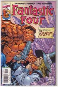 Fantastic Four   vol. 3   #41 VF