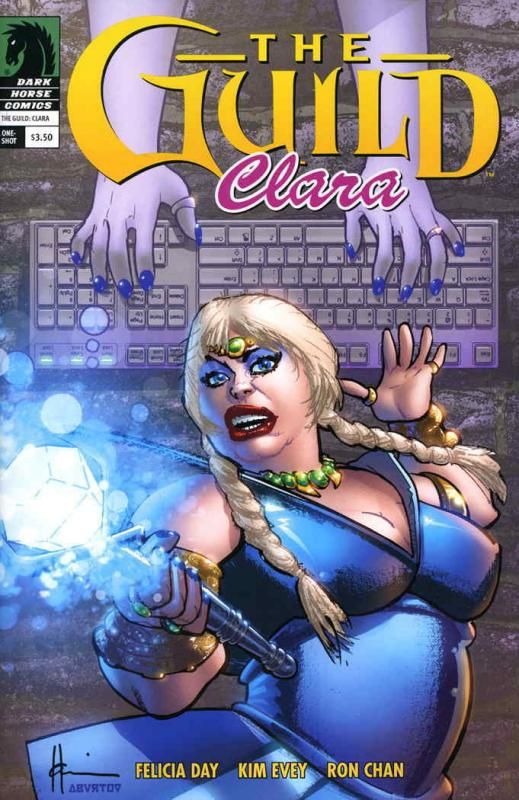 Guild, The: Clara #1 VF/NM; Dark Horse | save on shipping - details inside