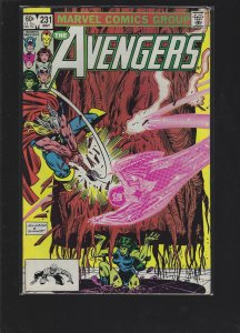 The Avengers #231 (1983)
