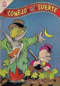 Conejo de la Suerte #233 VG; Novaro | low grade comic - save on shipping - detai
