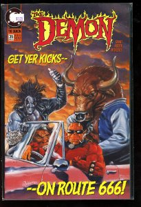 The Demon #35 (1993)