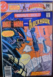 The Brave and the Bold #167 (1980)