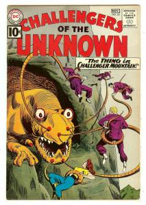 Challengers Of The Unknown 22