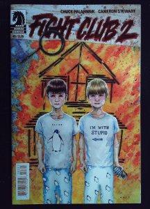 Fight Club 2 #3 (2015)