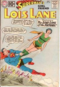 LOIS LANE 28 VG  October 1961 COMICS BOOK