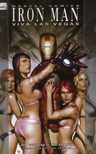 Iron Man: Viva Las Vegas #1 FN; Marvel   save on shipping - details inside