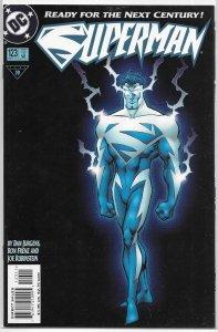 Superman   vol. 2   #123 (del.) VF/NM
