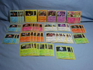 BIG LOT 57 Pokemon TCG Cards DETECTIVE PIKACHU Holo MEWTWO PIKACHU & More Rare