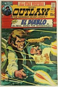 ALL-STAR WESTERN#5 VG/FN 1971 DC BRONZE AGE COMICS