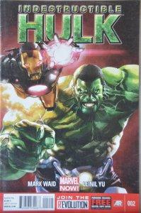 Indestructible Hulk #2 (2013)