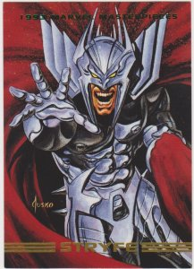 1993 Marvel Masterpieces #34 Stryfe