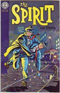 Spirit, the by Will Eisner #4 (Mar-84) NM/NM- High-Grade The Spirit