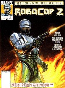 ROBOCOP 2 MAGAZINE (1990 Series) #1 Near Mint