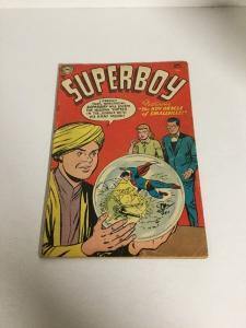 Superboy 35 Vg Very Good 4.0