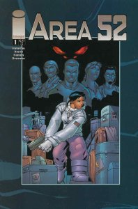 Area 52 #1 VF/NM; Image | save on shipping - details inside