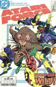 Atari Force (1984 series) #3, Fine+ (Stock photo)