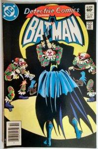 Detective Comics #531, MARK JEWELERS VARIANT