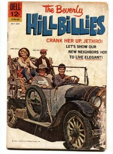 Beverly Hillbillies #2 1963- Dell TV comic- Silver Age G/VG