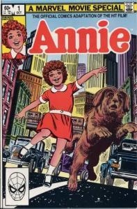Annie #1, Fine (Stock photo)