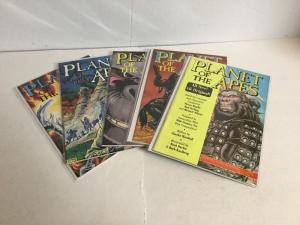 Planet Of The Apes Book One 1-5 Nm Near Mint Issue 1 Fn Fine Water Damage