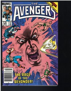 Avengers #265 (Marvel, 1986) VF/NM
