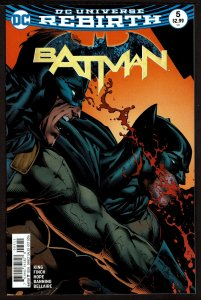 Batman #5 Rebirth (Oct 2016, DC) 0 9.2 NM-