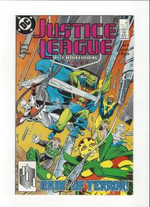 Justice League International #14 1987 DC Comics Copper Age  NM