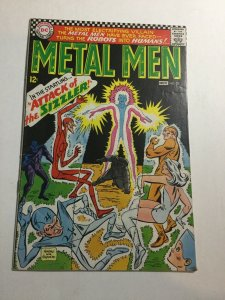 Metal Men 22 Vg/Fn Very Good/Fine 5.0 DC Comics