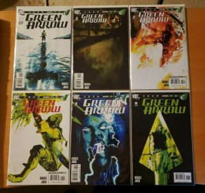Green Arrow: Year One 1-6 Complete Set Run! ~ NEAR MINT NM ~ 2007 DC Comics