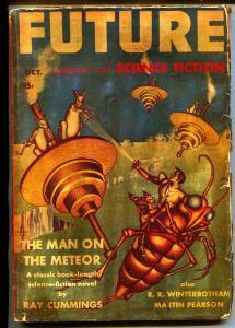 Future-Pulp-10/1941-Ray Cummings-Martin Pearson
