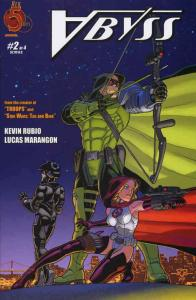 Abyss (2nd Series) #2 VF/NM; Red 5 | save on shipping - details inside