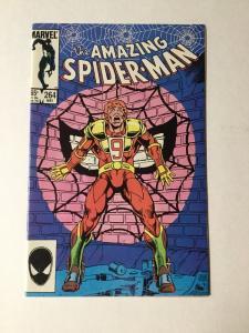 Amazing Spider-man 264 Vf Very Fine