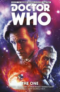 Doctor Who: The Eleventh Doctor Year Two HC #5 VF/NM; Titan | save on shippi